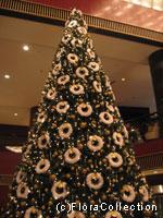 ANAホテルのツリー