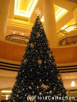 ホテル日航東京のツリー
